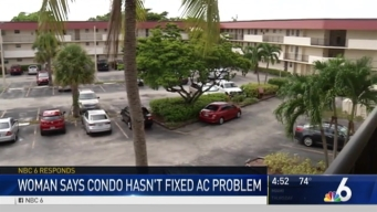 Woman Living Without AC Frustrated at Condo Association
