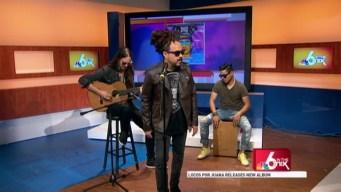 """Locos Por Juana Releases New Album """"Caribe"""""""