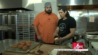 Que Riko Con Kiko: The Salty Donut