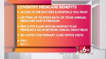 Caring for the Aging: Aetna