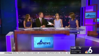 NBC 6 Celebrates Spirit Day to Stop Bullying of LGBT Youth