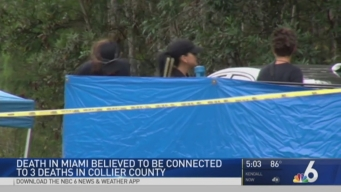 Woman Found Dead in Miami Possibly Linked to Murder-Suicide in Collier County