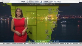 First Alert Weather - October 24th 6:45 AM