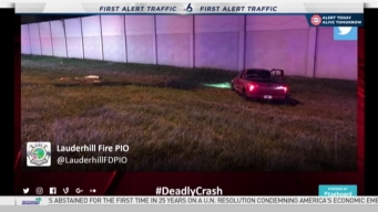 Deadly Single Car Crash in Lauderhill