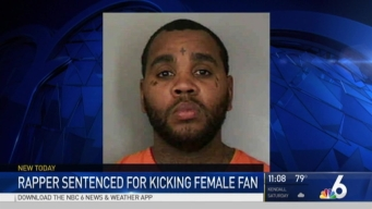 Rapper Sentenced To Jail for Kicking Female Fan