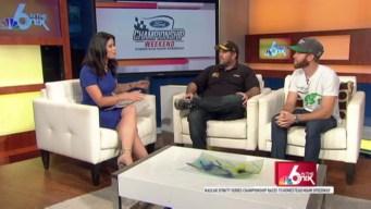 NASCAR Drivers Talk Xfinity Series Championship