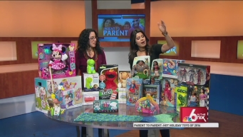 Hot Holiday Toys with South Florida Parenting Magazine