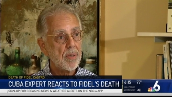 CIA Expert Talks About New Book on Fidel Castro's Regime