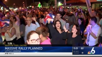 Little Havana Preparing For Massive Anti-Castro Rally Wednesday