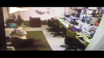 VIDEO: Coral Springs Mall Shooting Survelliance Camera