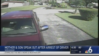 Boy Injured in Hit and Run in Miramar Speaks Out After Driver Surrenders