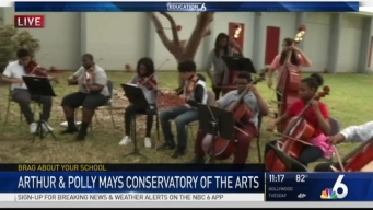 NBC 6 Brag About Your School Mays Conservatory For The Arts