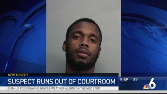 Man Tries to Escape Courthouse in Miami-Dade County