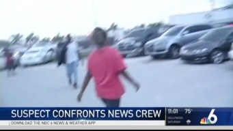 Woman Arrested For Fake Abduction Attacks NBC 6 Crew