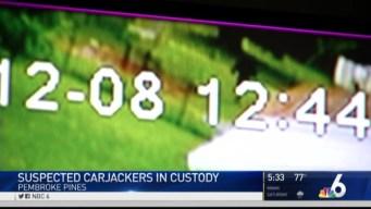 5 Juveniles in Custody After Pembroke Pines Armed Carjacking, Pursuit