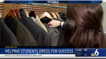 SWAG ON 6: Kaitlyn Coyne Helps Students Dress For Success
