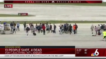 Second Incident Erupts at Ft Laud Airport