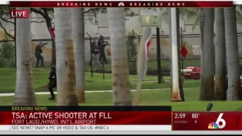 RAW Officers With Guns Drawn During Active Shooter Situation at FLL