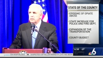 Miami-Dade Mayor Delivering State of The County Address