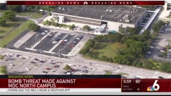 Miami-Dade College North Campus Evacuated After Threat