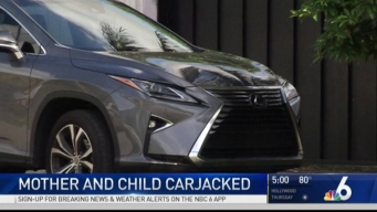 Mom, Baby Abducted During Armed Carjacking in Miami-Dade