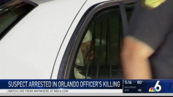 Suspect in Orlando Officer's Killing Going From Hospital to Jail