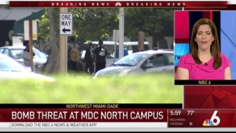 Miami-Dade College North Campus Evacuated After Bomb Threat