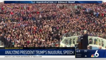 UM Professor Analyzes Donald Trump's Inauguration