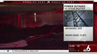 Tractor-Trailer Overturns in Northwest Miami-Dade