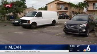 Severe Weather Causes Damage Throughout South Florida