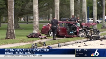 Man Killed in Crash Caused by Suspected Drag Racing in Davie
