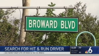 Deadly Hit and Run Crash Kills One in Broward Friday Morning