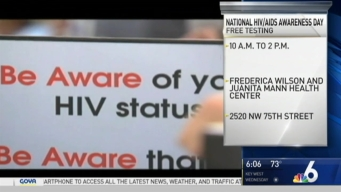 Officials Encoruaging HIV Awareness, Testing Among African American Community