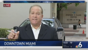 Protests Continue at Miami-Dade Commission Meeting Over Gimenez's Position