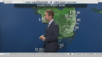 First Alert Weather - February 9th 5:45 AM