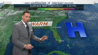 First Alert Weather - February 11th 6 PM