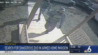 Victim of Armed Home Invasion in NW Miami-Dade Speaks