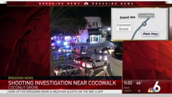 Man Shot at CocoWalk