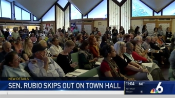 Constituents Furious After Rubio Skips Town Hall Meeting