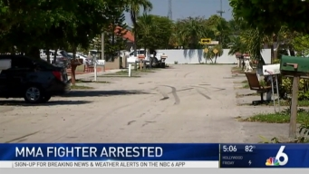 MMA Fighter Facing Charges After Leading Cops on Search in Hialeah