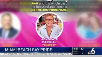 Miami Beach Gay Pride Weekend Events