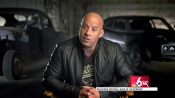 "Box Office Preview: ""Fate of the Furious"""