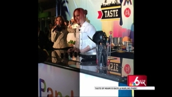 Charles Johnson Talks Taste of Miami