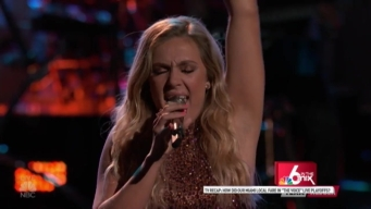 "Miami Local Eliminated on ""The Voice"""