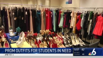 Prom Outfits for Students in Need in South Florida