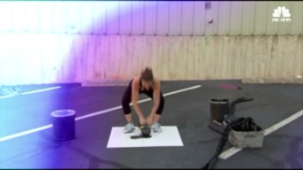 'CrossFit on Canvas': Where Fitness Meets Art