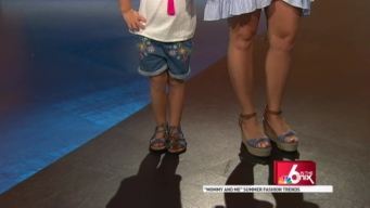 """Mommy and Me"" Summer Fashion Trends"