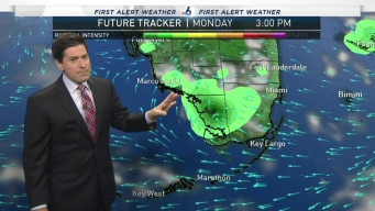 First Alert Forecast- Sunday AM