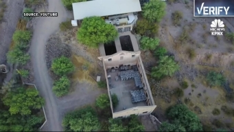 Drone Video Reveals Mysterious Monkey Farm