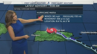 NBC 6 Web Weather - September 20th